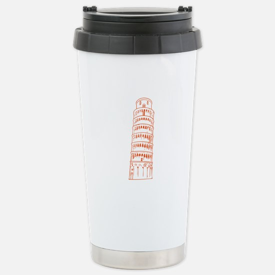 Art Designs Stainless Steel Travel Mug