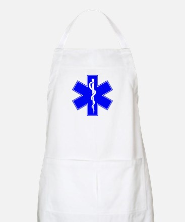 ems star of life Apron