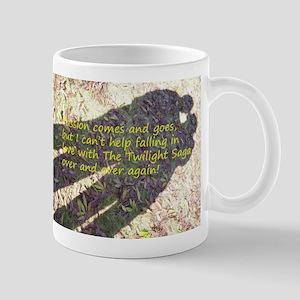 Falling in love with The Twilight Saga Mug