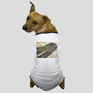 Falling in love with The Twilight Saga Dog T-Shirt