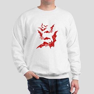 Vintage, Bats Sweatshirt
