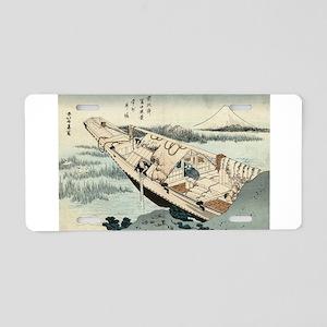 Shibori of Joshu - Hokusai Katsushika - 1849 Alumi