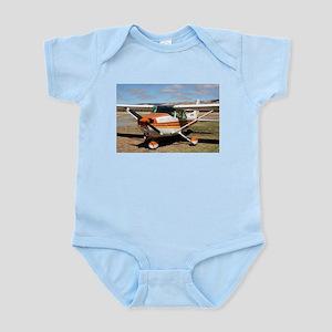Plane: high wing Infant Bodysuit