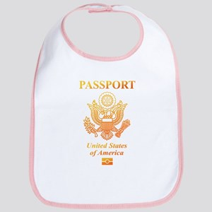 PASSPORT(USA) Bib