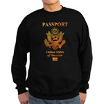 PASSPORT(USA) Sweatshirt (dark)