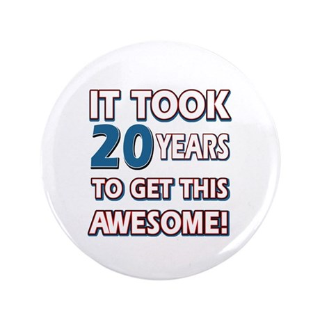 20 Year Old Birthday Gift Ideas 35 Button