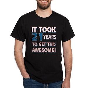 21st Birthday T Shirts