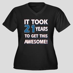 21 Year Old birthday gift ideas Women's Plus Size