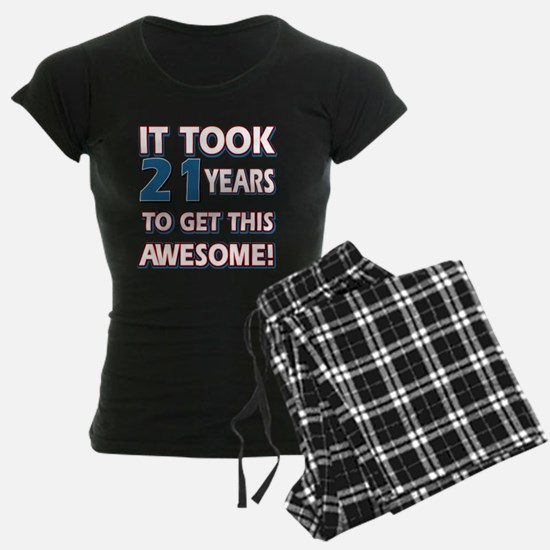 21 Year Old birthday gift ideas Pajamas