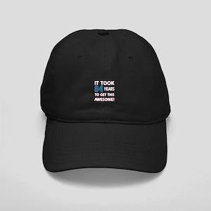 84 Year Old birthday gift ideas Black Cap