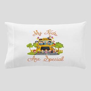 School bus driver Pillow Case