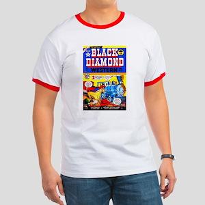Black Diamond Western #18 Ringer T