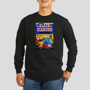 Black Diamond Western #18 Long Sleeve Dark T-Shirt