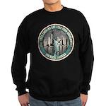 Fear Your Government Sweatshirt (dark)