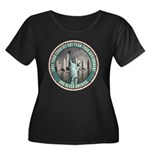 Fear Your Government Women's Plus Size Scoop Neck