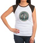 Fear Your Government Women's Cap Sleeve T-Shirt