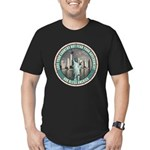 Fear Your Government Men's Fitted T-Shirt (dark)