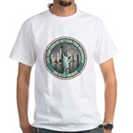 Fear Your Government White T-Shirt