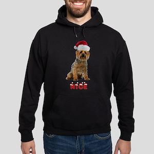 Nice Silky Terrier Hoodie (dark)