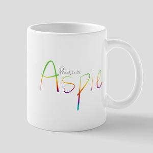 Proud to be Aspie Mug