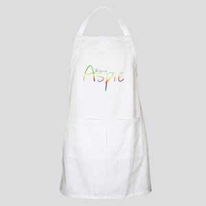 Proud to be Aspie Apron