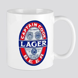 New Zealand Beer Label 9 Mug