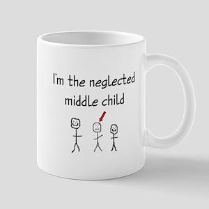 I'm the neglected middle child Mug