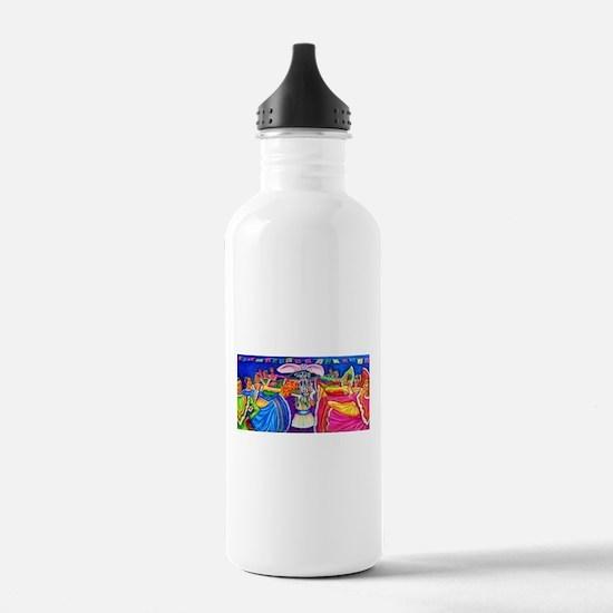 Dia de Los Muertos Water Bottle