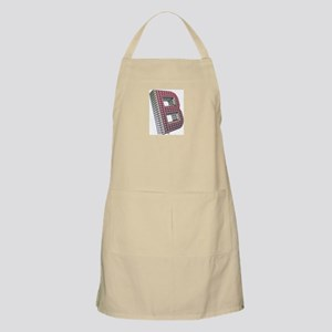 Glamor Brooch B BBQ Apron