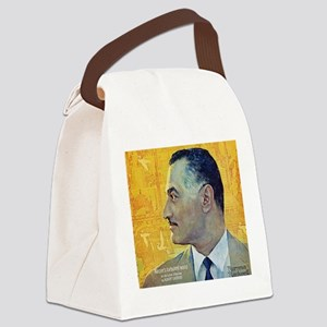 Gamal Abdel Nasser By Norman Rockwell Canvas L