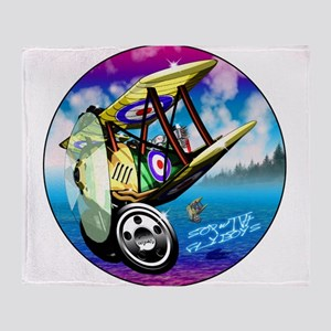 SOPWITH FLYBOYS Throw Blanket