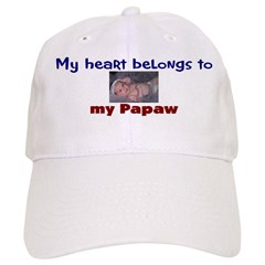 Personalized Baseball Cap for loved ones