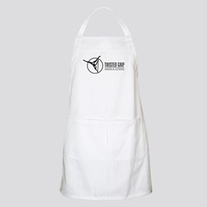 Twisted Grip Apron