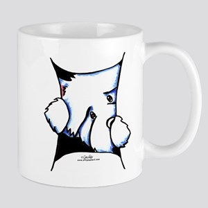 Westie Inside Mug