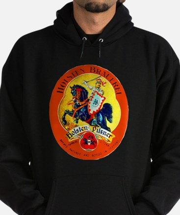 Germany Beer Label 15 Hoodie (dark)