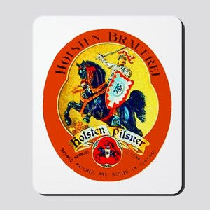 Germany Beer Label 15 Mousepad