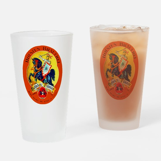 Germany Beer Label 15 Drinking Glass