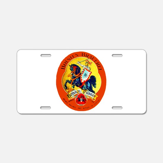 Germany Beer Label 15 Aluminum License Plate