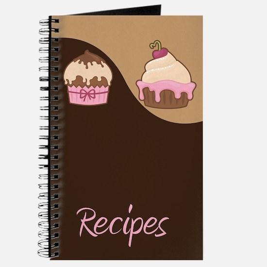 Cupcake Dreams Journal