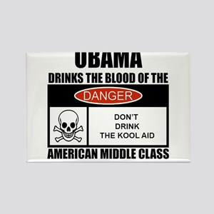 Kool Aid any one! Rectangle Magnet