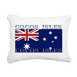 CocosIsles Rectangular Canvas Pillow
