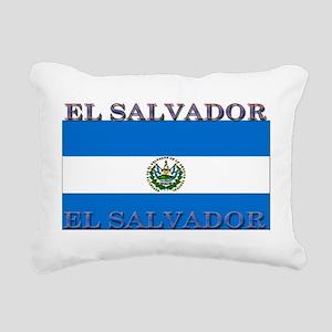 ElSalvador Rectangular Canvas Pillow