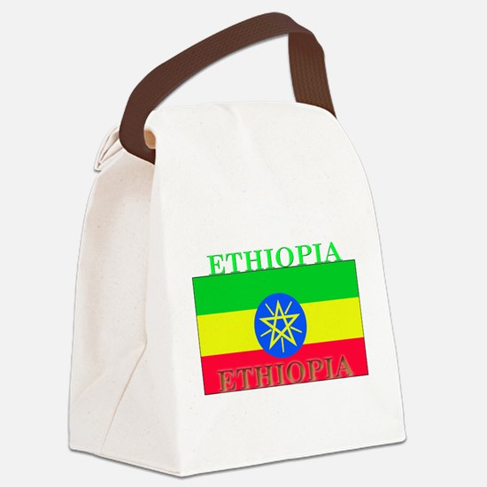 Ethiopia.png Canvas Lunch Bag