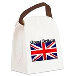 GreatBritain Canvas Lunch Bag