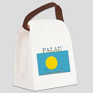 Palau Canvas Lunch Bag