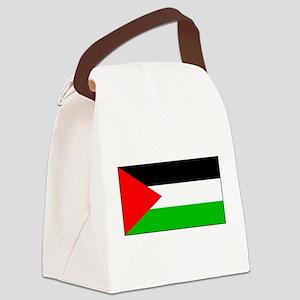 Palestineblank Canvas Lunch Bag