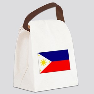 Philippinesblank Canvas Lunch Bag