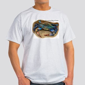 Atlantic Blue Crab Light T-Shirt