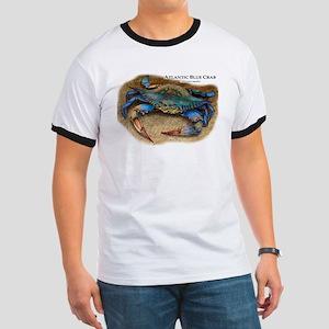 Atlantic Blue Crab Ringer T