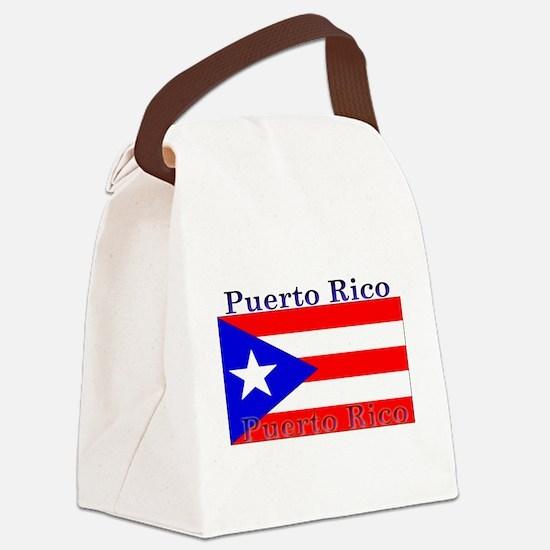 PurtoRico.jpg Canvas Lunch Bag